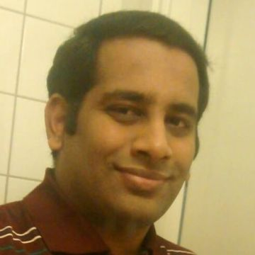 Deepak Raja Ponnusamy, 27, Vasteras, Sweden