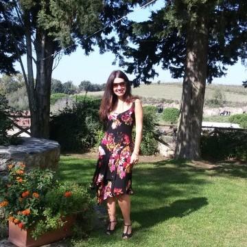 francesca, 42, Rome, Italy