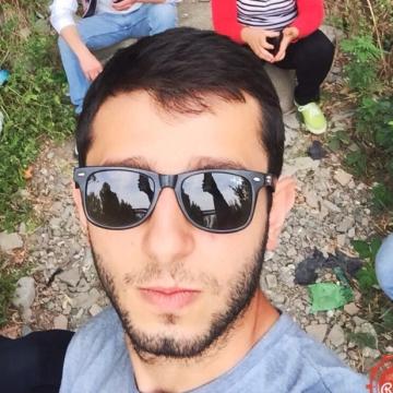 Giorgi Tatrishvili, 24, Tbilisi, Georgia