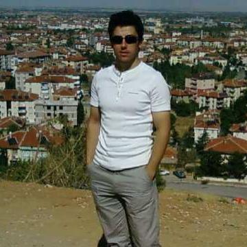 Ali Aliş, 29, Ankara, Turkey