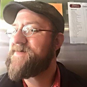 Karl Horn, 38, Pittsburgh, United States