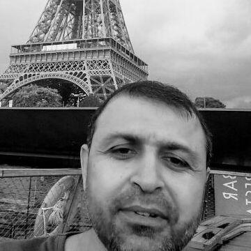 Irfan, 37, Istanbul, Turkey