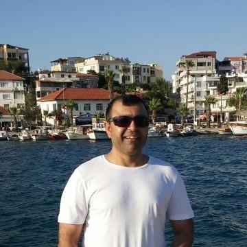 Irfan Khan, 38, Istanbul, Turkey