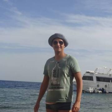 Fady Aiad, 31, Sharm El-sheikh, Egypt