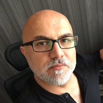 Çağdaş, 36, Antalya, Turkey