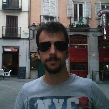 Miguel Ariza, 28, Madrid, Spain