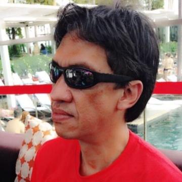 Herman Soeryo, 46, Jakarta, Indonesia