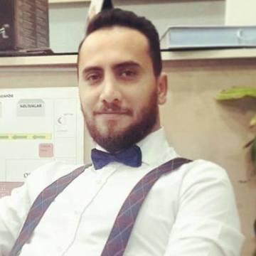 Yunus Yerlikaya, 29, Ankara, Turkey