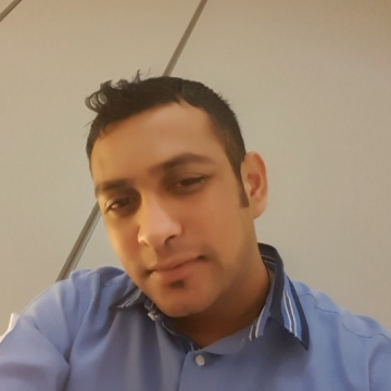 Raj Mehra, 26, Dubai, United Arab Emirates