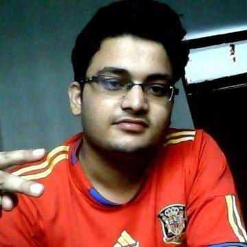 Sagar Sharma, 22, Allahabad, India