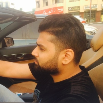 Mohd K, 27, Dubai, United Arab Emirates