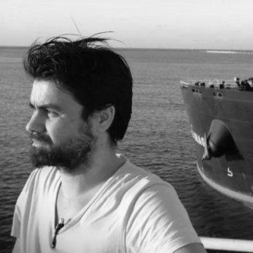 Murat Belik, 34, Istanbul, Turkey