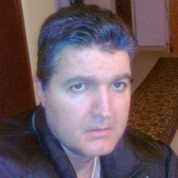 Basileios Karampasis, 41, Thessaloniki, Greece
