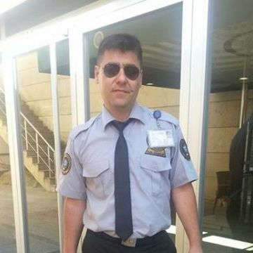 Mesut Ayazma, 29, Istanbul, Turkey