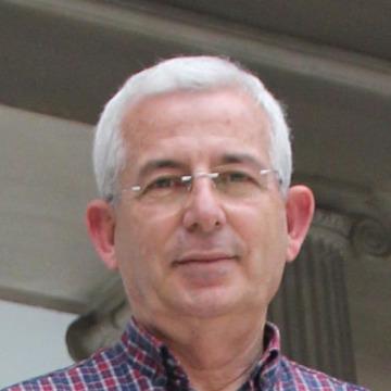 Serdar Celenk, 61, Izmir, Turkey