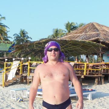 Alexey Scherbakov, 41, Moscow, Russia