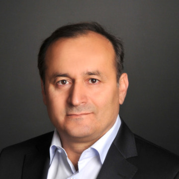 Adnan Çebi, 52, Istanbul, Turkey