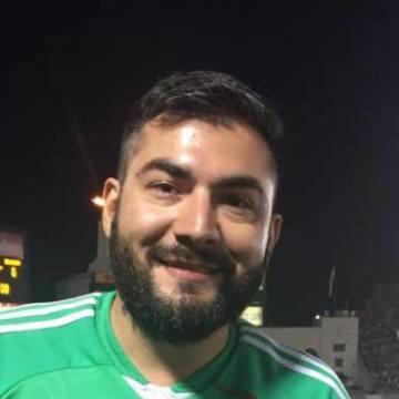 Yonathan Pérez, 31, Tijuana, Mexico