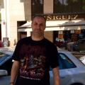 Jorge Mata Perez, 40, Barcelona, Spain
