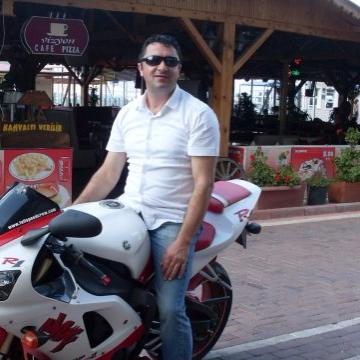 Murat Güler, 44, Antalya, Turkey