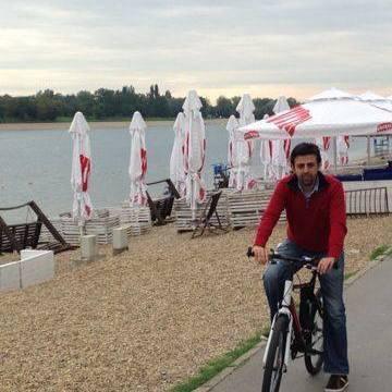 Mehmet Deger, 34, Istanbul, Turkey
