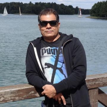 Ghotu Meena, 54, Warsaw, Poland