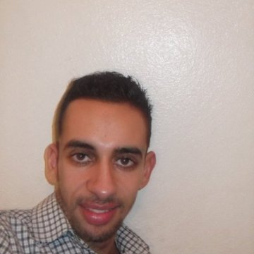 Joe Bendjama, 29, Marseilles, France