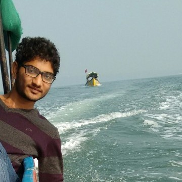 Sai Kiran, 24, Hyderabad, India