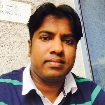 Ayub Hasan, 27, Abu Dhabi, United Arab Emirates