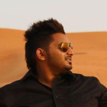 Abdul Rahman, 27, Abu Dhabi, United Arab Emirates