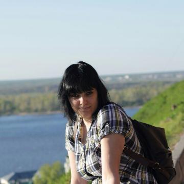 Ксения, 28, Nizhnii Novgorod, Russia