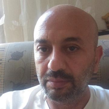 Taşkın Ergün, 47, Istanbul, Turkey