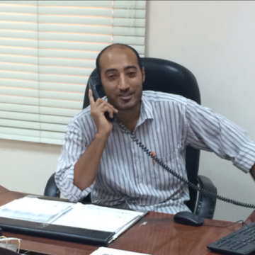 ahmad, 34, Bisha, Saudi Arabia