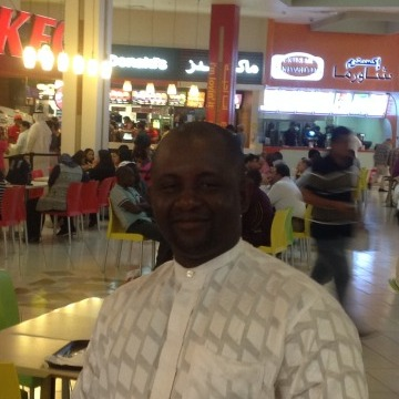 ikpeme, 36, Sharjah, United Arab Emirates