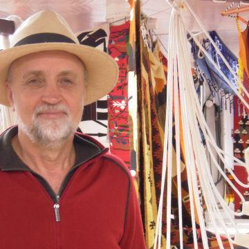 Wayne Shelor, 68, Quito, Ecuador