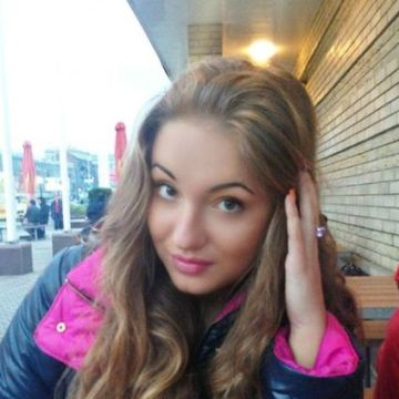 Ekaterina Azhinova, 26, Dnepropetrovsk, Ukraine