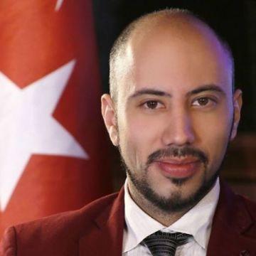 anwar, 31, Istanbul, Turkey
