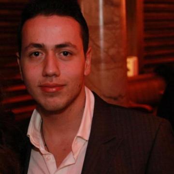 Giorgi Shengelia, 24, Tbilisi, Georgia