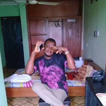 prince Ifeanyi emezie , 33, Lagos, Nigeria