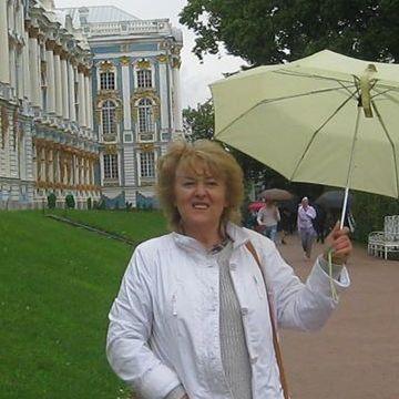 Zina, 57, Gatchina, Russia