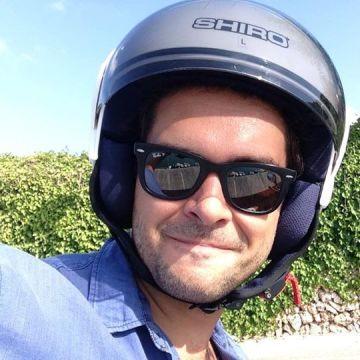 Mauro Buti, 37, Milano, Italy