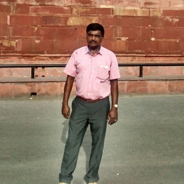 balasubramanian , 53, Thanjavur, India