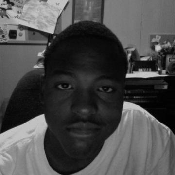 Luke Davis, 20, Shreveport, United States