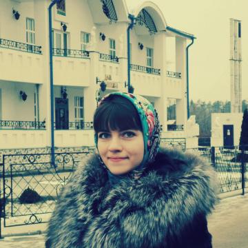 Julia Soina, 21, Samara, Russia