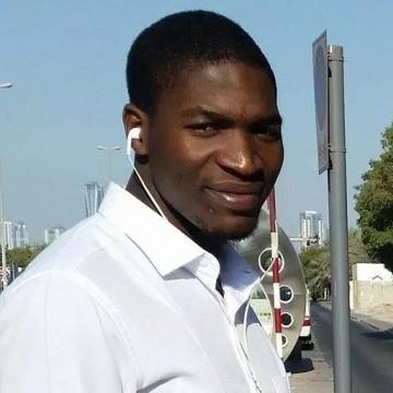 Alfred Ziamah, 26, Germering, Germany