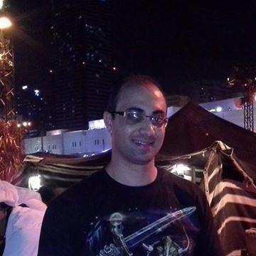 Mostafa Tawfik, 36, Dubai, United Arab Emirates