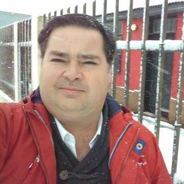 Adrian Riquez, 44, Ushuaia, Argentina