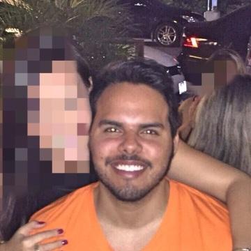 Guilherme Oliveira, 29, Sao Paulo, Brazil