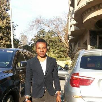 frank, 22, Cairo, Egypt