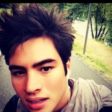 Daniel Benichou, 26, Vienna, Austria